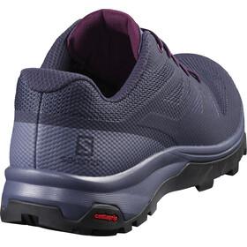 Salomon Outline - Chaussures Femme - violet/bleu